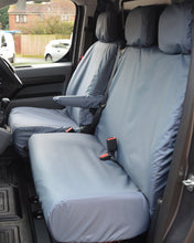 Load image into Gallery viewer, Citroen Dispatch Passenger Seat Covers