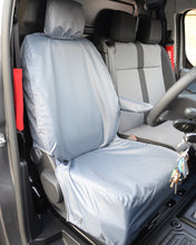 Load image into Gallery viewer, Citroen Dispatch Seat Covers - Drivers Seat