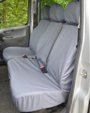 Load image into Gallery viewer, Citroen Dispatch Grey Seat Covers