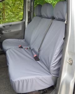 Citroen Dispatch Grey Seat Covers