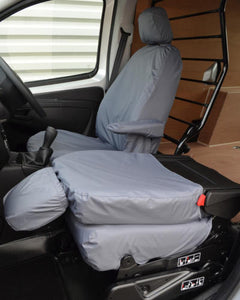 Tailored Van Seat Covers - Citroen Nemo
