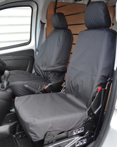 Waterproof Van Seat Covers - Citroen Nemo