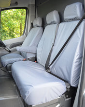 Load image into Gallery viewer, VW Crafter Van Seat Covers - Grey