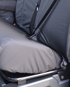 VW Crafter Van Bench Seat Cover - Black