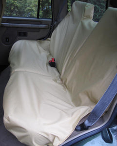 Land Rover Discovery Series I - Rear Beige Seat Covers
