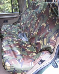 Land Rover Discovery Series I - Rear Camo Seat Covers