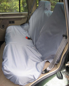 Land Rover Discovery Series I - Rear Grey Seat Covers