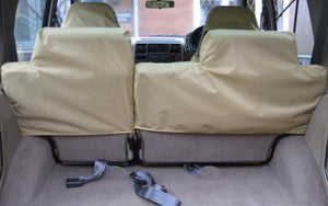 Land Rover Discovery Series I - Rear Tailored Seat Covers