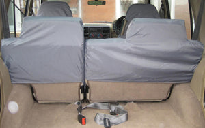 Land Rover Discovery Series I - Rear Waterproof Seat Covers