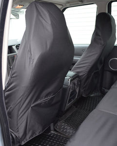Discovery 4 Seat Covers - Back