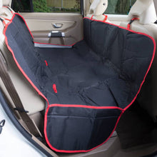 Load image into Gallery viewer, Dog Hammock Rear Seat Cover