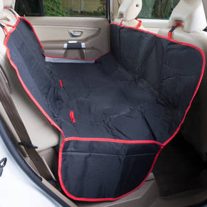 Dog Hammock Rear Seat Cover