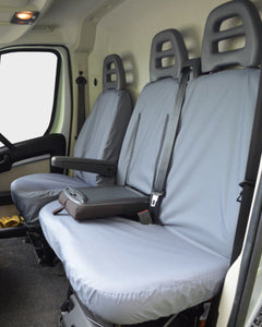 Fiat Ducato Waterproof Seat Covers