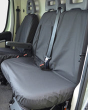Load image into Gallery viewer, Fiat Ducato Van Seat Covers