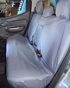 Fiat Fullback Tailored Rear Seat Cover