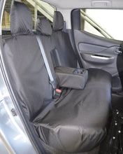 Load image into Gallery viewer, Fiat Fullback Rear Seat Cover