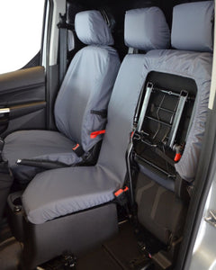 Ford Transit Connect Seat Cover for Cinema Style Seat - Grey