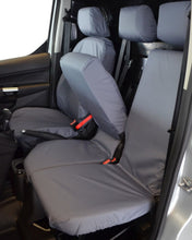 Load image into Gallery viewer, Ford Transit Connect Passenger Fold Flat Seat Cover - Grey