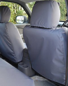 Grey Seat Covers for Pickup Trucks - Ford Ranger