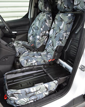 Load image into Gallery viewer, Ford Connect Seat Cover for Load Through Bulkhead Seat