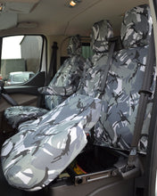Load image into Gallery viewer, Ford Transit Custom Van Tailored Seat Covers