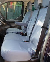 Load image into Gallery viewer, Ford Transit Custom Van Tailored Passenger Seat Covers