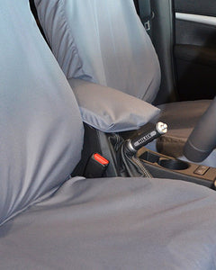 Tailored Front Armrest Cover for Toyota Hilux Mk8