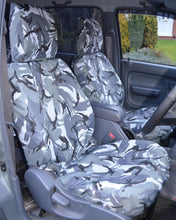 Load image into Gallery viewer, Toyota Hilux Tailored Front Seat Covers - Mk6