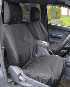 Toyota Hilux Tailored Seat Covers - Mk6