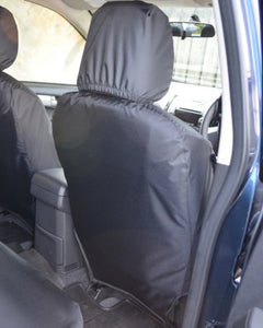 Isuzu D-Max Pick-Up Truck Black Seat Covers
