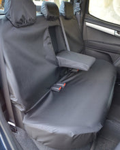 Load image into Gallery viewer, Isuzu D-Max Rear Seat Covers