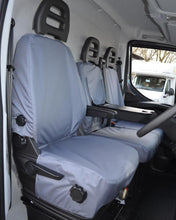 Load image into Gallery viewer, Drivers Seat Covers - Iveco Daily Van