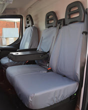 Load image into Gallery viewer, Grey Seat Covers - Iveco Daily Van