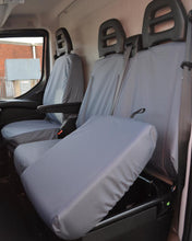 Load image into Gallery viewer, Tailored Seat Covers - Iveco Daily Van