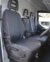 Load image into Gallery viewer, Waterproof Seat Covers - Iveco Daily Van