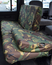 Load image into Gallery viewer, Land Rover Defender Rear Seat Covers - Camo
