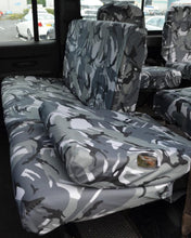 Load image into Gallery viewer, Land Rover Defender Rear Seat Covers - Tailored