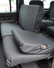 Load image into Gallery viewer, Land Rover Defender Rear Seat Covers