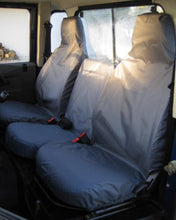 Load image into Gallery viewer, Land Rover Defender Tailored Seat Covers