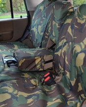 Load image into Gallery viewer, Land Rover Discovery 2nd Row Seat Covers - Camo