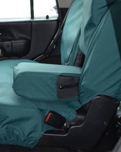 Load image into Gallery viewer, Land Rover Discovery 2nd Row Seat Covers - Green