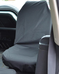 Land Rover Discovery II Seat Covers - 3rd Row Black