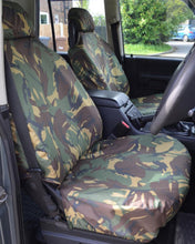 Load image into Gallery viewer, Land Rover Discovery II Camo Seat Covers