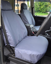 Load image into Gallery viewer, Land Rover Discovery II Grey Seat Covers