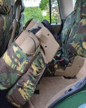 Load image into Gallery viewer, Land Rover Discovery Seat Covers - Rear Camo