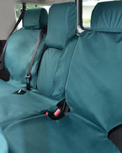 Load image into Gallery viewer, Land Rover Discovery Rear Seat Covers - Green