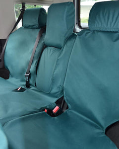 Land Rover Discovery Rear Seat Covers - Green
