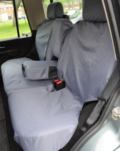 Land Rover Discovery Rear Seat Covers - Grey