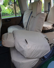 Load image into Gallery viewer, Land Rover Discovery II Rear Seat Covers