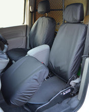 Load image into Gallery viewer, Mercedes-Benz Citan Seat Covers - Black